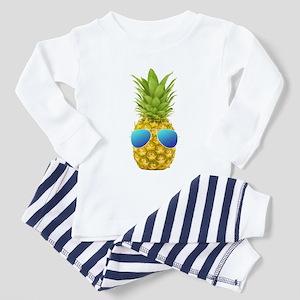 Cool Pineapple Pajamas