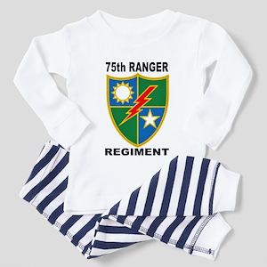 75TH RANGER REGIMENT Toddler Pajamas
