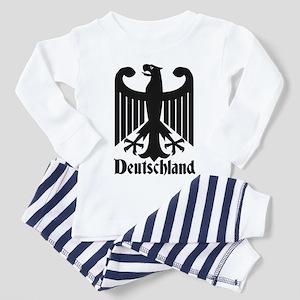 Deutschland - Germany National Symbol Toddl