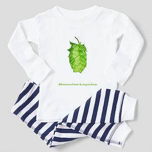 Wavy Hop Cone Pajamas