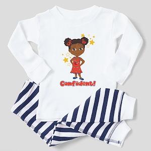 Be Confident! Danza Toddler Pajamas