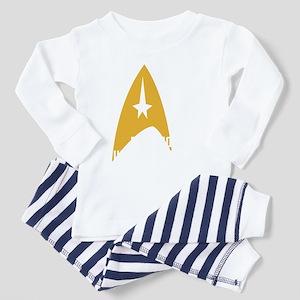 Star Trek - Normal Parameters Women's Dark Pajamas