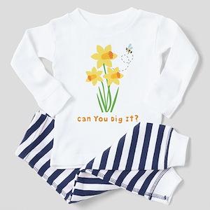 Can You Dig It? Toddler Pajamas
