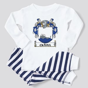 Cahill Coat of Arms Toddler Pajamas