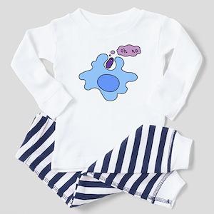 Bacteria Phagocytosis Toddler Pajamas