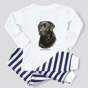 Labrador Retriever 9A054D-23a Toddler Pajamas