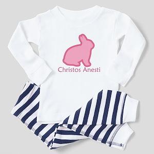 Christos Anesti Toddler Pajamas