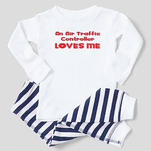 An Air Traffic Controller Loves Me Toddler