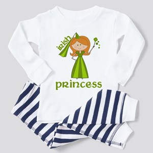 irish princess Toddler Pajamas