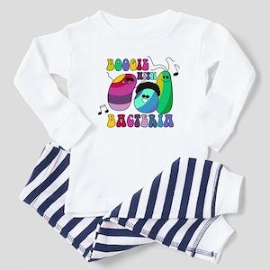 Boogie with Bacteria Toddler Pajamas
