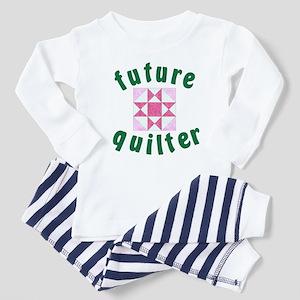 Future Quilter Toddler Pajamas