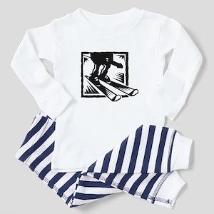 SKI Toddler Pajamas