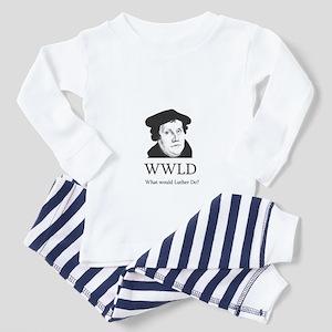 WWLD Toddler Pajamas