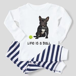 French Bulldog Life Toddler Pajamas