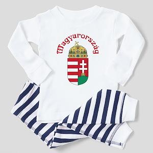 Hungary Toddler Pajamas