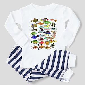 Tropical Fish ~ Pajamas