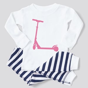 Push Scooter Toddler Pajamas