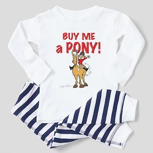 Buy Me A Pony Toddler Pajamas