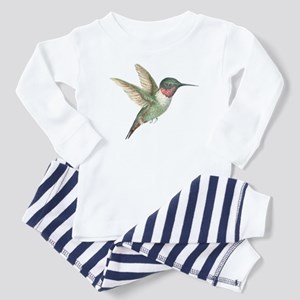 Hummingbird Toddler Pajamas
