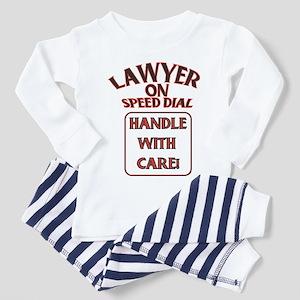 Lawyer Toddler Pajamas