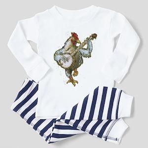 Banjo Chicken Pajamas