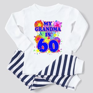 GRANDMA 60 Toddler Pajamas