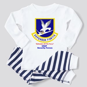 Security Forces Toddler Pajamas
