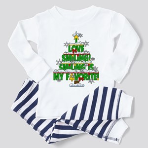 Smiling is my favorite Elf Movie Classic Toddler T