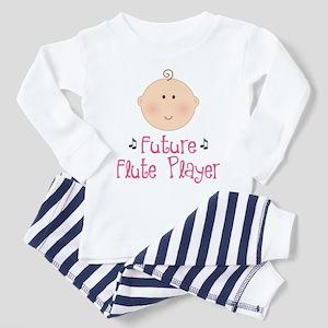 Future Flute Player Toddler Pajamas