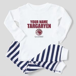 Personalized House of Stark Toddler Pajamas