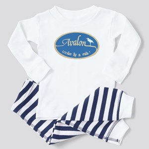 Avalon ... Cooler by a mile Toddler Pajamas