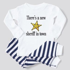 There's a New Sheriff in Town Baby/Toddler T-Shi