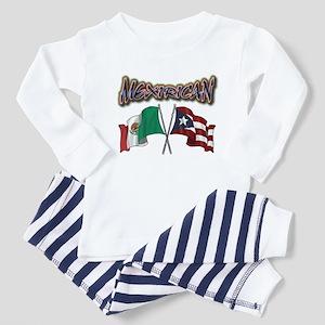 MexiRican Flags Pajamas