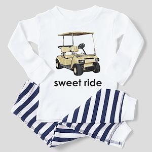 sweet ride Toddler Pajamas