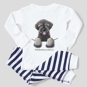 Pocket Wookie Schnoodle Toddler Pajamas
