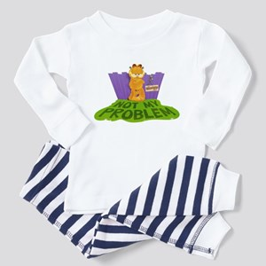 Not My Problem Toddler Pajamas