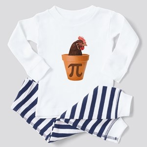 Chicken Pot Pi (and I don't care) Pajamas