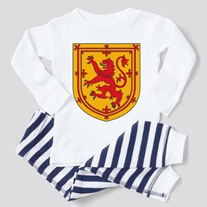 Scottish Coat of Arms Toddler Pajamas