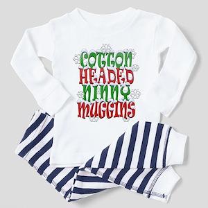 COTTON HEADED NINNY MUGGINS Toddler Pajamas