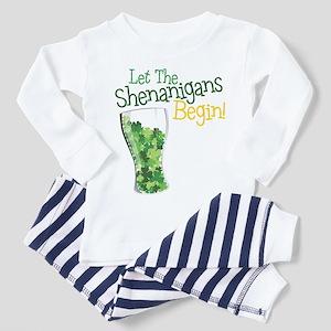 Shenanigans Toddler Pajamas