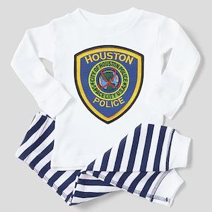 Houston Police Toddler Pajamas