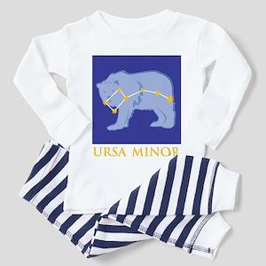 Ursa Minor Constellation Toddler Pajamas