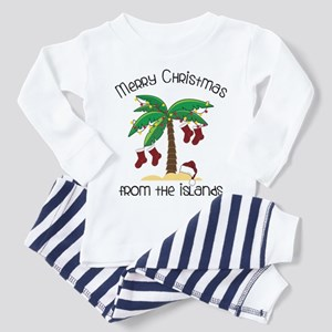 From The Islands Toddler Pajamas