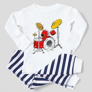 DRUM SET (4) Toddler Pajamas