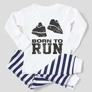 Born To Run Toddler Pajamas