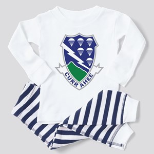 506th Infantry Regiment Toddler Pajamas