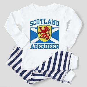 Aberdeen Scotland Toddler Pajamas
