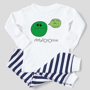 Streptococcus Toddler Pajamas