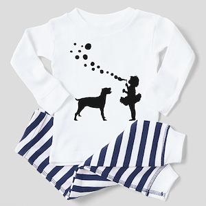 Cane Corso Toddler Pajamas