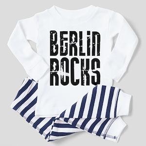 Berlin Rocks Toddler Pajamas